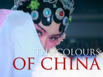 Colours of China