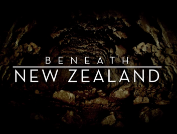 Beneath New Zealand
